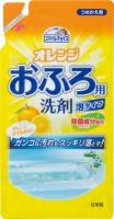 スマイルチョイスオレンジ おふろ用洗剤詰替 JANコード/4978951050343