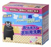 ハーバルスリー衣料用洗剤くまモン JANコード/4978951060717